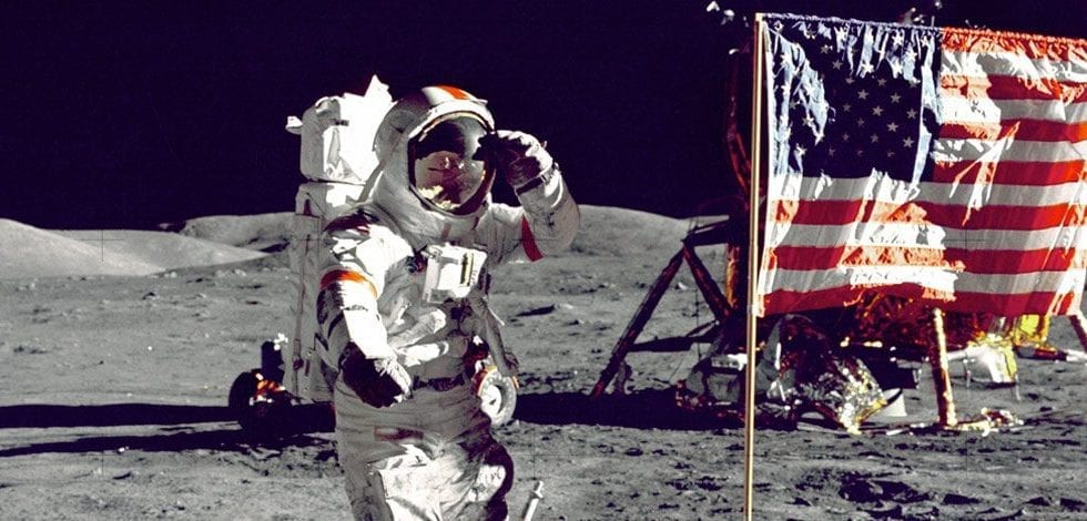 R&D and the first moon landing Apollo 11